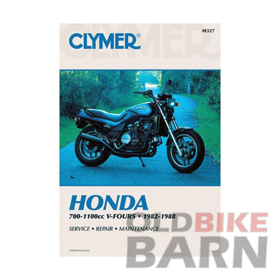 Honda 82-88 VF750/1100 Repair Manual
