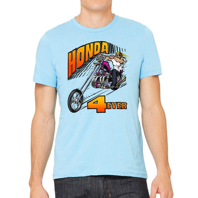 Honda 4 Ever - Ocean Blue