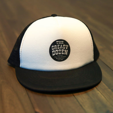 Greasy Dozen Trucker Hat