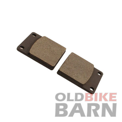 Kawasaki 79-82 KZ1300 Rear Brake Pads