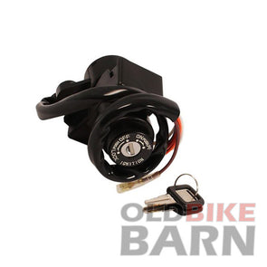 Kawasaki 79-99 KZ1000E/J/K/P/R Ignition Switch