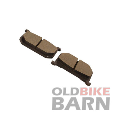 Kawasaki 81-01 KZ1000 81-83 KZ1100 Rear Brake Pads