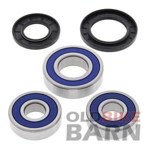 Kawasaki 81-05 KZ1000J/K/M/P/R 81-82 KZ1100B Rear Wheel Bearing Kit