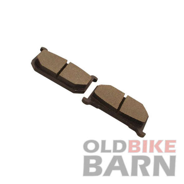 Kawasaki 81-83 KZ550 80-83 KZ750 Rear Brake Pads