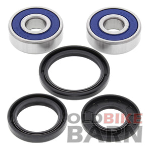 Kawasaki 81-88 KZ305 75-77 KZ400D Front Wheel Bearing Kit