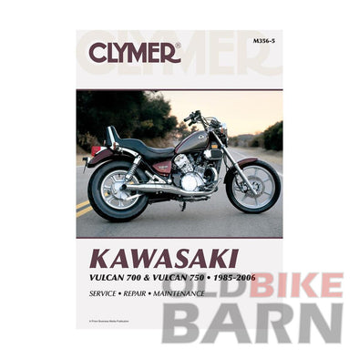 Kawasaki 85-06 VN750 Repair Manual