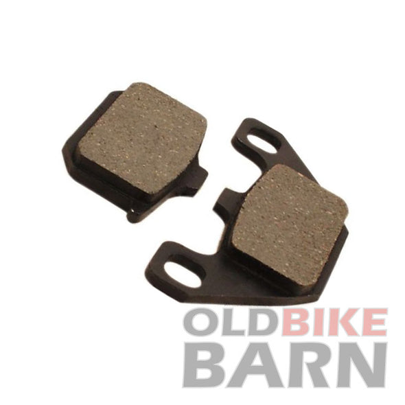 Kawasaki 87-00 VN1500 85-86 ZL900 Rear Brake Pads