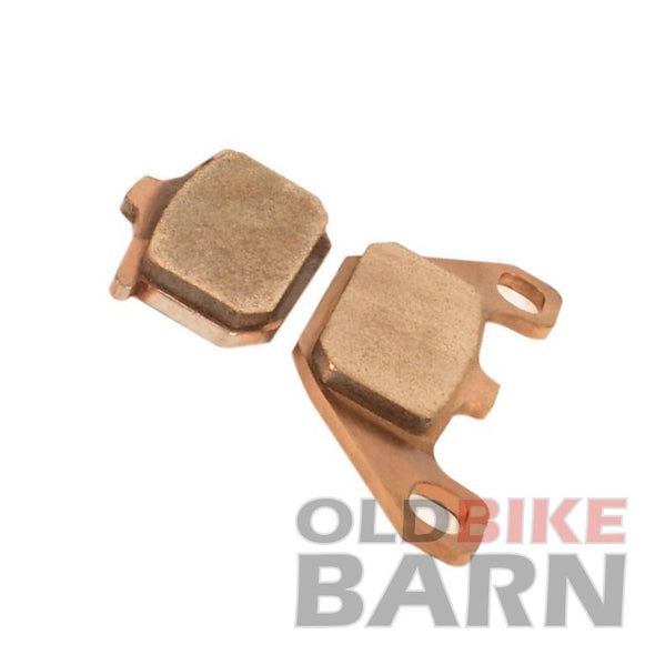 Kawasaki 87-2000 VN1500 85-86 ZL900 Sintered Rear Brake Pads