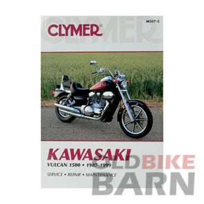Kawasaki 87-99 VN1500 Repair Manual
