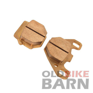 Kawasaki 94-99 EX500 Sintered Rear Brake Pads