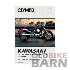 Kawasaki 95-05 VN800 Repair Manual