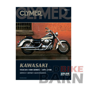 Kawasaki 96-08 VN1500 Vulcan Repair Manual