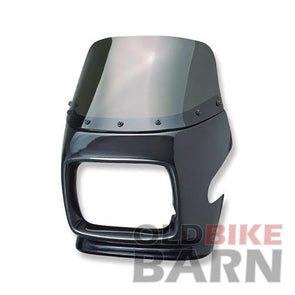 Large Sport Fairing Rectangular Headlight