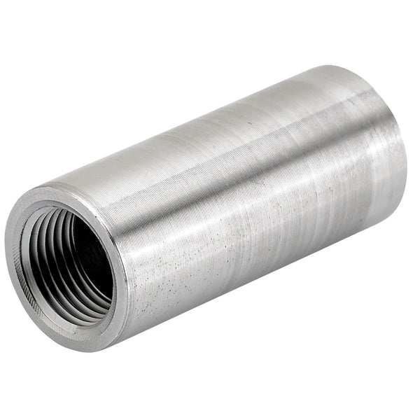 "3/8"" NPT Long Frisco Style Petcock Bung - Steel - Weld-In"