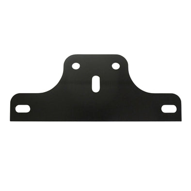 Johnny Five Tail Light Mounting Bracket - Horizontal License Plate