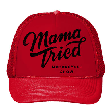 Mama Tried Kid's O.G. Logo Trucker Hat