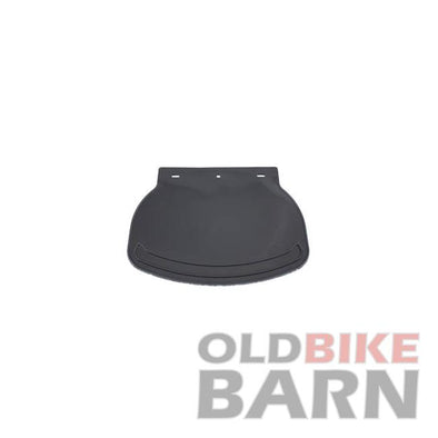 Mud Flap Rubber Black Plain