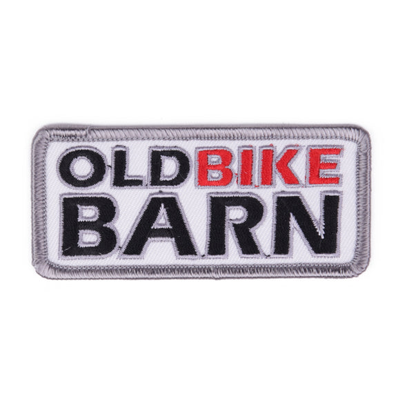 Old Bike Barn Classic Patch