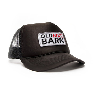 OBB Patch Trucker Hat - Black