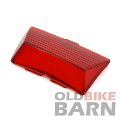 VT Red Rear Fender Tip Lens
