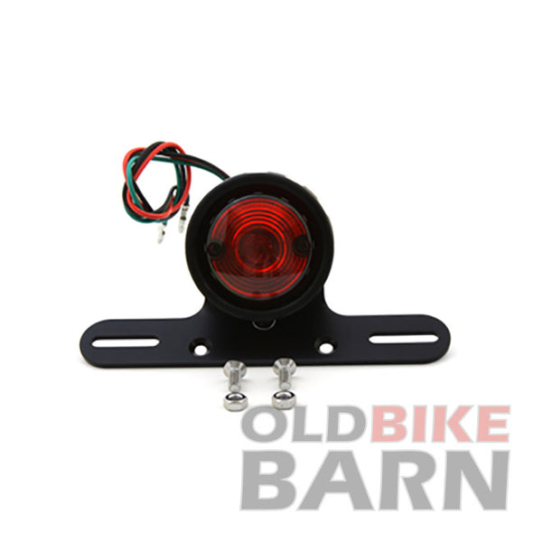 VT Round Tail Lamp Assembly Bobber Style