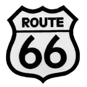 Route 66 Patch