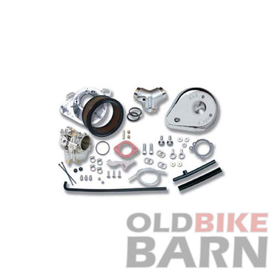 "57-78 XL S&S 1-7/8"" Super E Carburetor Kit"