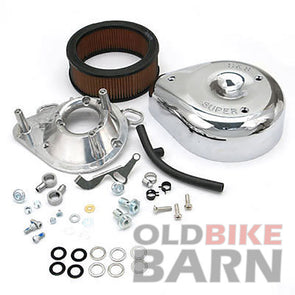 93-99 BT 91-03 XL S&S Air Cleaner Kit Super E&G