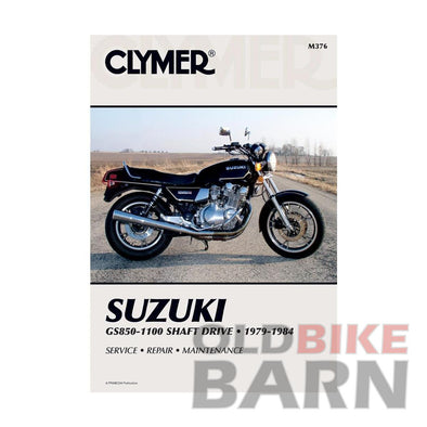 Suzuki  79-84 GS850-1100 Shaft Repair Manual