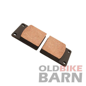 Suzuki 78-81 GS1000E/G/GL/S Rear Brake Pads
