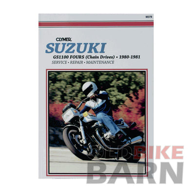 Suzuki 80-81 GS1100 Repair Manual