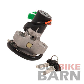 Suzuki 80-82 GS450E/L/T 77-82 GS550 Ignition Switch