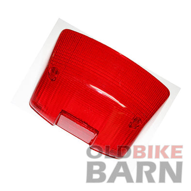 Suzuki 80-82 GS750E 80-81 GS1100E Tail Light Lens