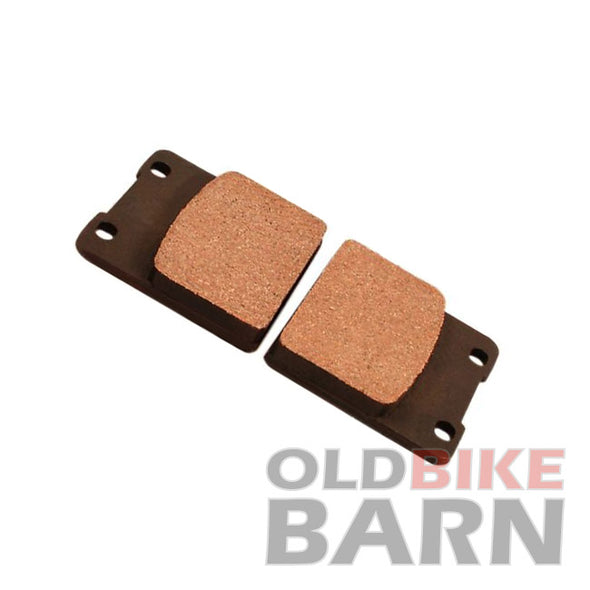 Suzuki 87-04 VS1400 98-01 VL1500 Rear Brake Pads