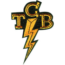 TCB Elvis Patch