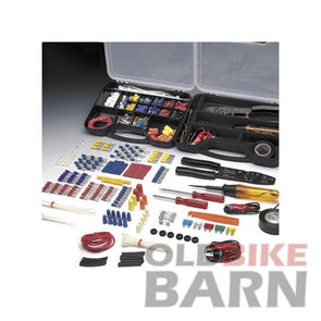 Multi-Purpose Electrical Repair Kit 285 Pieces
