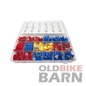 160 Piece Wire Terminal Assortment