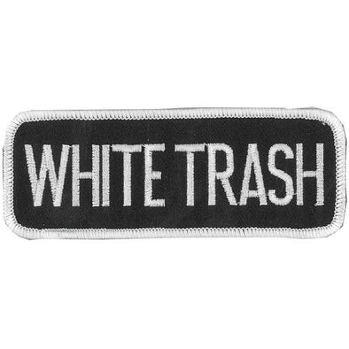 White Trash Patch
