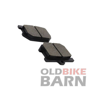 Yamaha 77-79 XS400 78-81 XS1100 Rear Brake Pads