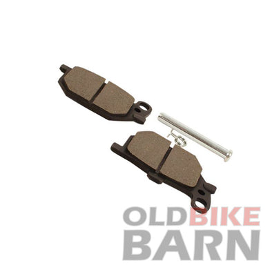 Yamaha 79-80 RD400 81 XS1100L Rear Brake Pads