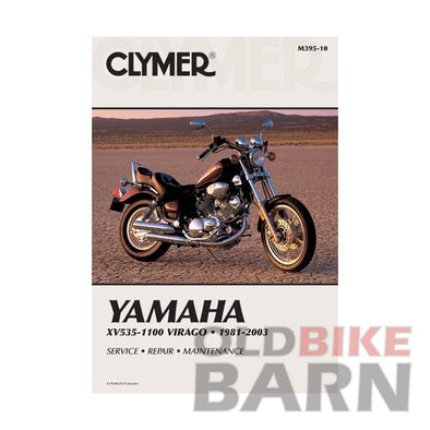 Yamaha 81-03 XV535-1100 Repair Manual