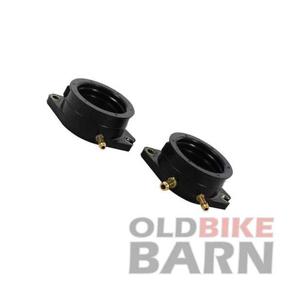 Yamaha 81-83 XV920/R Intake Carb Holder Set