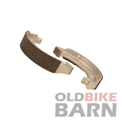 Yamaha 82-83 XS400 81-83 XJ550R Rear Brake Shoes