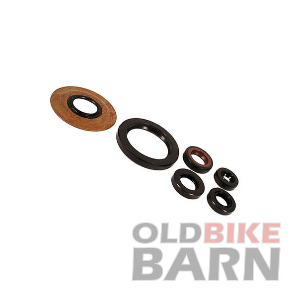 Yamaha 83-86 XV1000 87-96 XV1100 Engine Oil Seal Kit