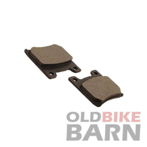 Yamaha 84-85 FJ600/1100 85-05 VMX1200 Rear Brake Pads