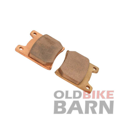 Yamaha 85-05 VMX1200 Sintered Rear Brake Pads