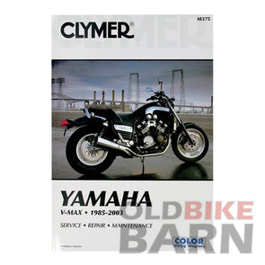 Yamaha 85-07 VMX1200 Repair Manual