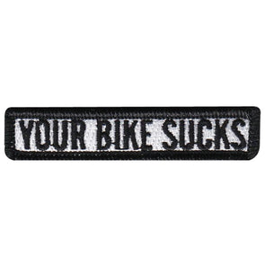 Your Bike Sucks Patch