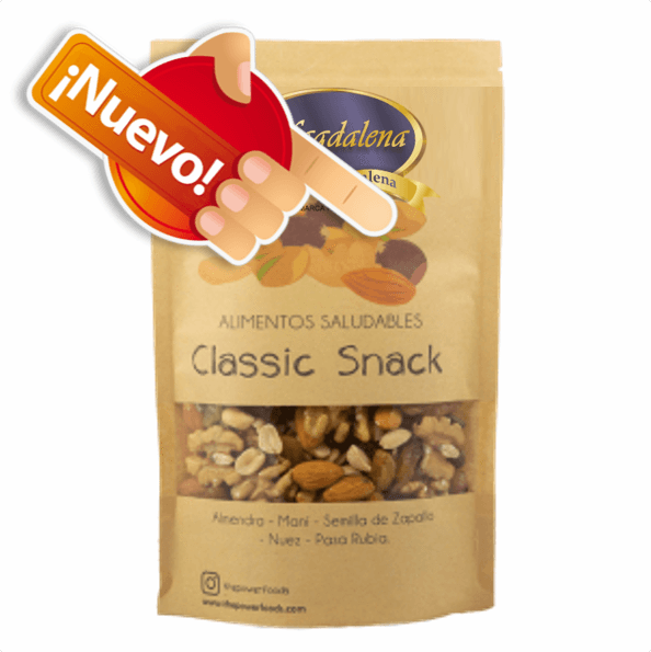 Surtido classic snack | 250 g (aprox)