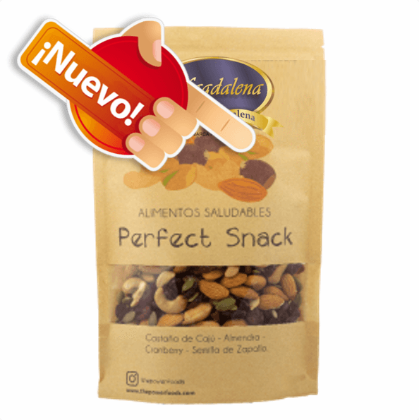 Surtido perfect snack | 250 g (aprox)